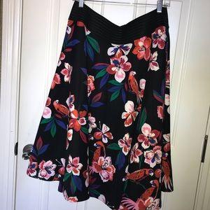 NY & Co. High Waisted Skirt